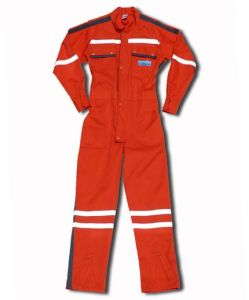 100% Cotton Safety Coveralls for Men and Women Long Sleeve pictures & photos