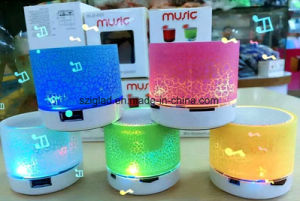 LED Light Portable Wireless TF Card, Hands Free Call Bluetooth Mobile Speaker pictures & photos