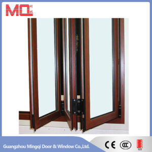 Most Popular Lowes Glass Accordion Door for Residential Use pictures & photos