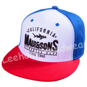Flat Brim Snapback Fiftted Cap for Promotion pictures & photos