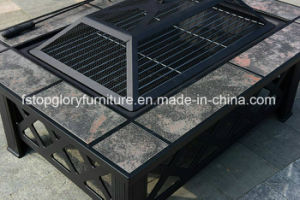 Barrel Grill Charcoal BBQ Grill for Outdoor Garden Cooking (TGFT-081) pictures & photos