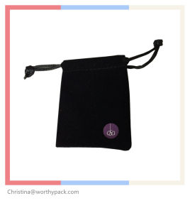 Cosmetic Micro Fiber Drawstring Gift Bag