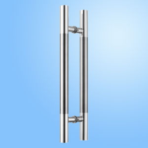 Quality Stainless Steel Glass Door Pull Handle (FS-1868) pictures & photos