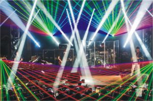 6~8W Ld RGB Animation Laser pictures & photos