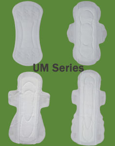 410mm Extra Long Sanitary Towel with Far Infrared Nano Silver pictures & photos