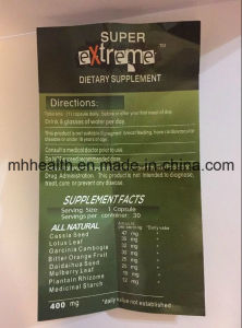 Authentic Super Extreme Dietary Supplement Accelerator Rapid Slimming Capsule pictures & photos