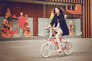 Retro Electric City Bike with Lithium Battery pictures & photos