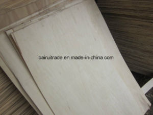 Rotary Cut Birch Core Veneer for Furniture pictures & photos