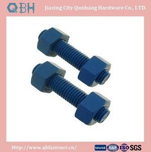 Heavy Hex Bolt (Color-Z. P. ASTM A193 Gr. B7) pictures & photos