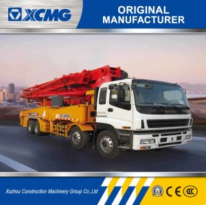 XCMG Official Manufacturer Hb46aiii-I 46m Truck Mounted Concrete Pump pictures & photos