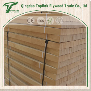 Wood Grain Melamine Birch LVL Bed Slats pictures & photos