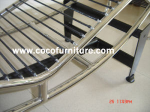 8034-B Le Corbusier Chaise Lounge Chair pictures & photos