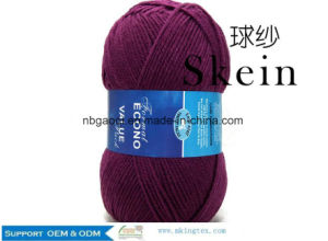 Warm and Soft Icelandic Wool Yarn Acrylic Yarn pictures & photos