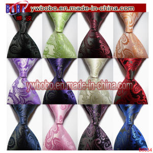 Men Ties Neckwear Jacquard Woven Silky Tie Necktie Cable Accessories (B8034) pictures & photos