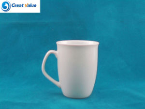 Printable White Ceramic Coated Sublimation Promotional Cup pictures & photos