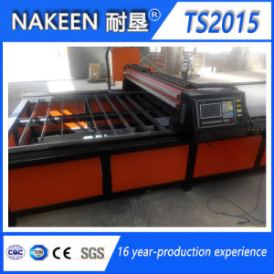Table Model CNC Steel Plasma Cutting Machine pictures & photos