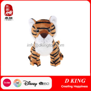 Custom Tiger Stuffed Soft Animals Plush Toy pictures & photos