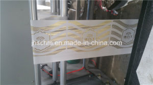 Labels and Tags Gold Stamping Machine pictures & photos