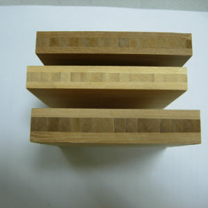 High Quality Xingli Crosswise Innocuity Bamboo Furniture Board pictures & photos