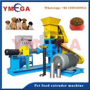 Hot Sale Automatic Small Dog Food Extruder From China pictures & photos