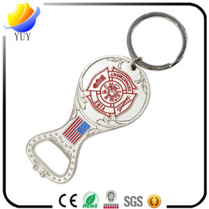 Metal Key Chain of America Flag Bottle Opener pictures & photos