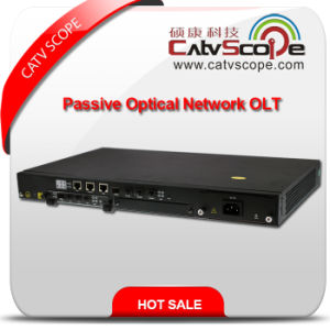 High Performance 8pon Outputs FTTX Gepon/Gpon Passive Optical Network Line Terminal ONU/Olt pictures & photos