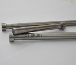 Straight Ejector Pin with Cylindrical Head of Mold Parts pictures & photos