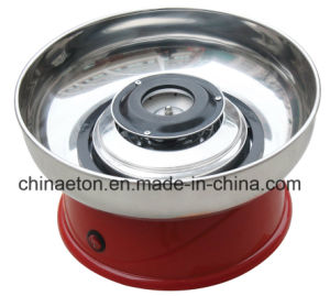 Mini Electric Candy Floss Machine in Red Color (Diameter: 29cm) pictures & photos