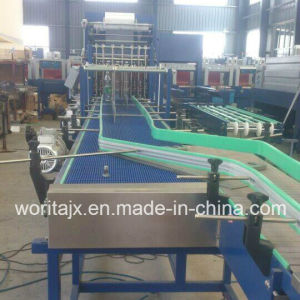 Wd-350A Straight Line Shrink Film Wrapping Machine for Bottles pictures & photos