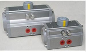 Rack&Pinion Pneumatic Actuator pictures & photos