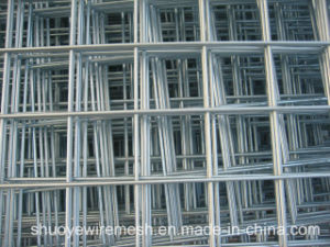 Electric Galvanized Carbon Steel Wire Mesh Panels for Fencing pictures & photos
