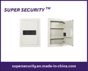 Electronic Digital Flat Cash Box Security Lock Wall Safe (SMQ22) pictures & photos