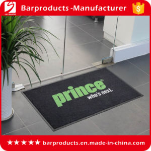 High Quality Custom Logo Large Rubber Floor Mat