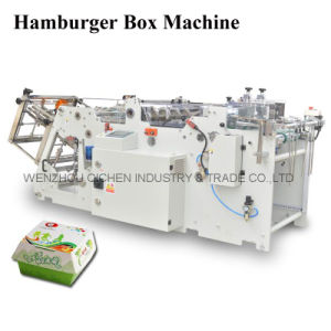 New Design Take Away Food Container Making Machine (QH-9905)