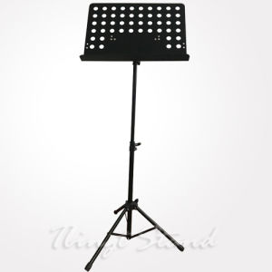Tripod Base Sheet Music Stand (TMS155) pictures & photos