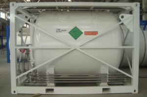 High Quality LNG Lox Lin Lar Lco2 Fuel Storage Tank Container pictures & photos