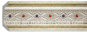 Modern Design PS Interior Home Decor Cornice Moulding 125# pictures & photos