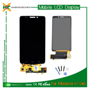 Hot Sale LCD Digitizer Assembly for Motorola Droid Maxx Xt1080 pictures & photos