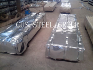 Prepainted Corrugated Iron Roof Plate/Color Coated Metal Roofing Sheet pictures & photos