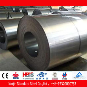 Hot Dipped Cold Rolled Zinc Coated Gi Steel Coil pictures & photos