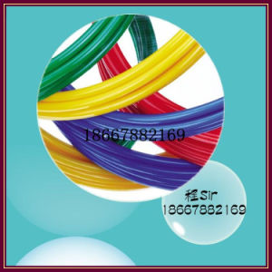 7.5m Length Black Color PU Spiral Tubing pictures & photos