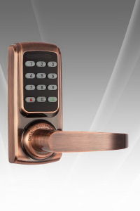 WiFi Bluetooth Keypad Password Locks pictures & photos