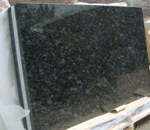 Cheap Natural Stone Butterfly Green Granite Tiles pictures & photos