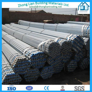 Water Delivery Hot Dipped Galvanized Steel Pipe (ZL-HDGP) pictures & photos