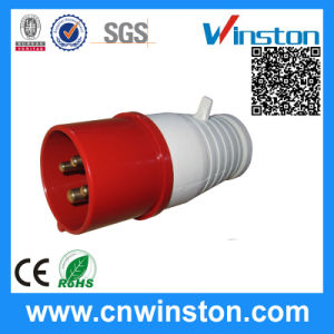 014/024 4 Pin 220V~250V IP44 Industrial Plug with CE pictures & photos