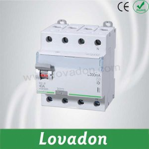 Good Quality Dx3ID Series RCCB Residual Current Circuit Breaker pictures & photos