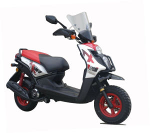 125cc High Speed Heavy Load Street Alloy Wheel Motorcycle (SL125T-C1) pictures & photos