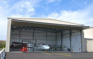 Prefab Light Steel Structure Aircraft Hangar (KXD-108) pictures & photos