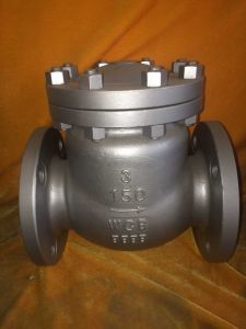 API Check Valve with Pin Axis Structure (H44HY)
