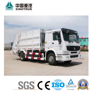 Popular Model HOWO Garbage Truck of 15-20m3 pictures & photos
